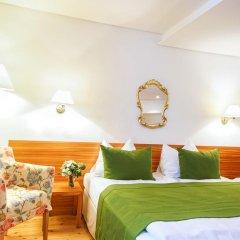 Отель Altstadthotel Wolf 4* Стандартный номер фото 8