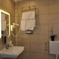 Отель City Pension 4* Стандартный номер с различными типами кроватей фото 15