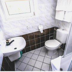 Отель Twins Польша, Варшава - отзывы, цены и фото номеров - забронировать отель Twins онлайн ванная фото 2