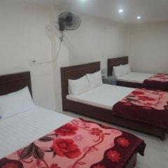 Minh Trang Hotel Стандартный семейный номер с двуспальной кроватью