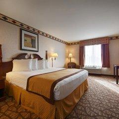 Отель Best Western Joliet Inn & Suites 2* Стандартный номер с различными типами кроватей