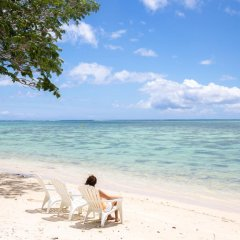 Отель Fare Tiki by Tahiti In Style пляж