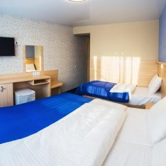 Truskavets 365 Hotel 3* Стандартный номер с различными типами кроватей фото 13