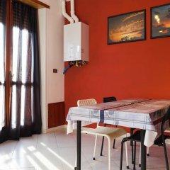 Отель Alloggio Vacanze La Terrazza Робассомеро питание