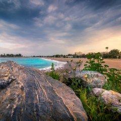 Palmyra Beach Hotel пляж
