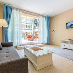 Отель Zing Resort & Spa 3* Люкс с различными типами кроватей фото 11