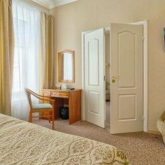Гостиница Комфорт 3* Семейный люкс с различными типами кроватей фото 3