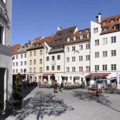 Hotel Blauer Bock Мюнхен фото 2