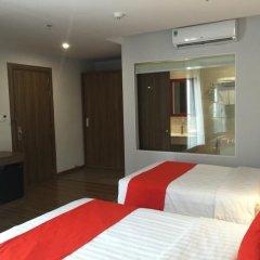 Maple Leaf Hotel & Apartment 4* Номер Делюкс фото 3