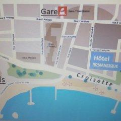Отель Azur Cannes Le Romanesque Франция, Канны - отзывы, цены и фото номеров - забронировать отель Azur Cannes Le Romanesque онлайн бассейн