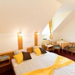 Hotel & Apartments Klimt 3* Стандартный номер с двуспальной кроватью