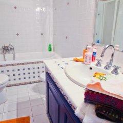 Отель La Bouganville Country House Дженцано-ди-Рома ванная фото 2