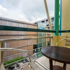 Simply Hotel балкон