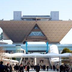 Tokyo Bay Ariake Washington Hotel фото 3