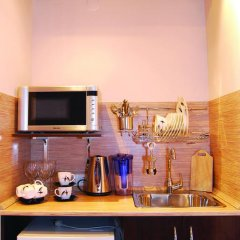 Гостиница Турист Апартаменты с различными типами кроватей фото 10