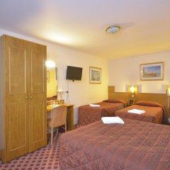 Seymour Hotel 2* Стандартный номер с различными типами кроватей фото 23