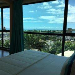 Отель Tahiti Airport Motel 2* Стандартный семейный номер с различными типами кроватей фото 5
