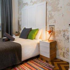 Отель Off Beat Guesthouse 2* Стандартный номер с различными типами кроватей (общая ванная комната) фото 15