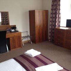 Alexander Thomson Hotel 3* Номер Эконом с разными типами кроватей (общая ванная комната) фото 4