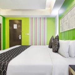 Отель Klassique Sukhumvit 3* Улучшенный номер фото 3