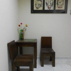 Hostel Albania Кровать в общем номере с двухъярусной кроватью фото 3