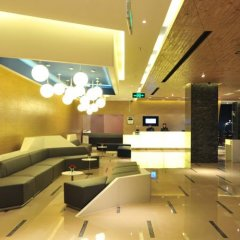 Отель Novotel Shenzhen Watergate Китай, Шэньчжэнь - отзывы, цены и фото номеров - забронировать отель Novotel Shenzhen Watergate онлайн спа