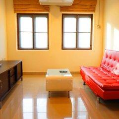 Отель Hathai House 3* Люкс повышенной комфортности с различными типами кроватей фото 6