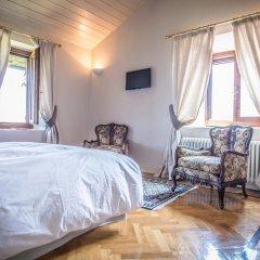 Отель Castello Di Mornico Losana Номер Делюкс фото 24