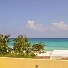Отель Toscana By Vimex Плая-дель-Кармен пляж