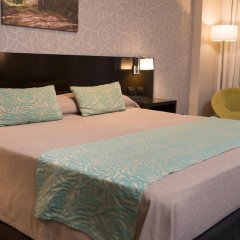 Gala Hotel y Convenciones 3* Номер Делюкс с двуспальной кроватью фото 8