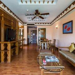 Отель Chaba Cabana Beach Resort 4* Полулюкс с различными типами кроватей фото 5