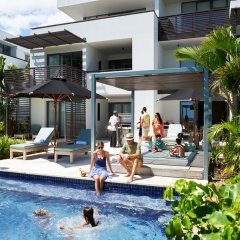 Отель Hilton Fiji Beach Resort and Spa 5* Стандартный номер с различными типами кроватей фото 6