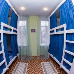 Laguna Hostel Кровать в общем номере с двухъярусной кроватью фото 22