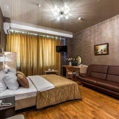 Гостиница Браво Люкс комната для гостей фото 3