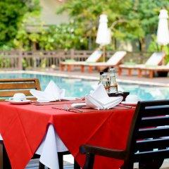 Курортный отель Aonang Phu Petra Resort Ао Нанг бассейн фото 3