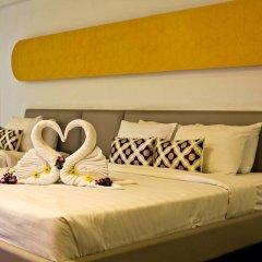 Отель Z Through By The Zign 5* Номер Делюкс с 2 отдельными кроватями фото 20