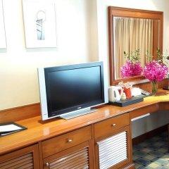 Boulevard Hotel Bangkok 4* Номер Делюкс с разными типами кроватей фото 24