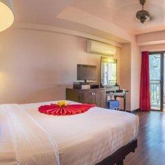 Отель Krabi Cha-da Resort 4* Номер Делюкс с различными типами кроватей фото 16