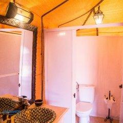 Отель Berbere Experience Марокко, Мерзуга - отзывы, цены и фото номеров - забронировать отель Berbere Experience онлайн удобства в номере фото 2