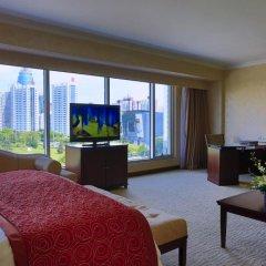 Beijing Continental Grand Hotel 3* Номер Делюкс с различными типами кроватей фото 4
