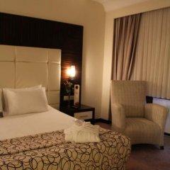 Surmeli Ankara Hotel 5* Люкс разные типы кроватей фото 14