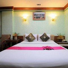 Royal Asia Lodge Hotel Bangkok комната для гостей