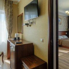 Mini-Hotel Tri Art Стандартный семейный номер с двуспальной кроватью фото 8