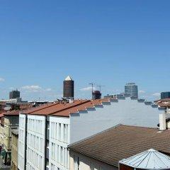 Отель Appart Ambiance - Turbil Франция, Лион - отзывы, цены и фото номеров - забронировать отель Appart Ambiance - Turbil онлайн балкон
