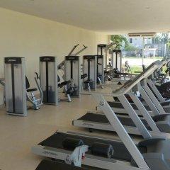 Отель Condominio Banus Diamante La Isla Acapulco фитнесс-зал
