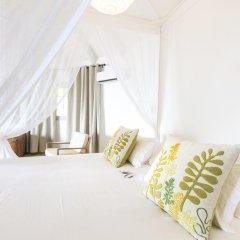 Отель Bom Bom Principe Island 4* Бунгало с различными типами кроватей фото 11