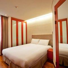 Hotel Prince Seoul 3* Стандартный номер с различными типами кроватей фото 4