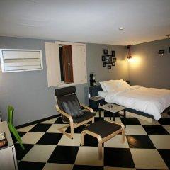Art Hotel 3* Номер Делюкс с различными типами кроватей фото 14