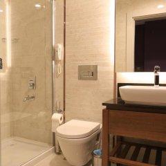 Отель Hassuites Muğla ванная фото 2