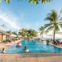Отель Lanta Palace Resort And Beach Club Таиланд, Ланта - 1 отзыв об отеле, цены и фото номеров - забронировать отель Lanta Palace Resort And Beach Club онлайн бассейн фото 3
